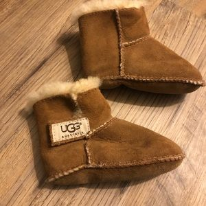 UGG wool lined Booties
